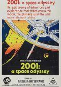 """Постер 27 из 35 из фильма """"2001 год: Космическая одиссея"""" /2001: A Space Odyssey/ (1968)"""
