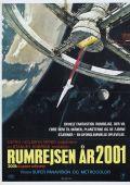 """Постер 21 из 35 из фильма """"2001 год: Космическая одиссея"""" /2001: A Space Odyssey/ (1968)"""