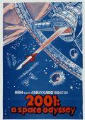 """Постер 28 из 35 из фильма """"2001 год: Космическая одиссея"""" /2001: A Space Odyssey/ (1968)"""