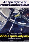"""Постер 29 из 35 из фильма """"2001 год: Космическая одиссея"""" /2001: A Space Odyssey/ (1968)"""