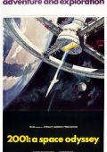 """Постер 30 из 35 из фильма """"2001 год: Космическая одиссея"""" /2001: A Space Odyssey/ (1968)"""