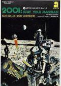 """Постер 31 из 35 из фильма """"2001 год: Космическая одиссея"""" /2001: A Space Odyssey/ (1968)"""