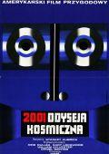 """Постер 34 из 35 из фильма """"2001 год: Космическая одиссея"""" /2001: A Space Odyssey/ (1968)"""