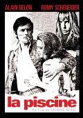 """Постер 4 из 5 из фильма """"Бассейн"""" /La Piscine/ (1969)"""