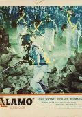 "Постер 4 из 14 из фильма ""Форт Аламо"" /The Alamo/ (1960)"
