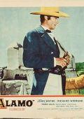 "Постер 6 из 14 из фильма ""Форт Аламо"" /The Alamo/ (1960)"