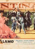 "Постер 7 из 14 из фильма ""Форт Аламо"" /The Alamo/ (1960)"