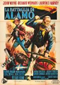 "Постер 3 из 14 из фильма ""Форт Аламо"" /The Alamo/ (1960)"