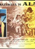 "Постер 10 из 14 из фильма ""Форт Аламо"" /The Alamo/ (1960)"