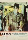 "Постер 11 из 14 из фильма ""Форт Аламо"" /The Alamo/ (1960)"