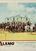 "Постер 13 из 14 из фильма ""Форт Аламо"" /The Alamo/ (1960)"