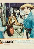 "Постер 5 из 14 из фильма ""Форт Аламо"" /The Alamo/ (1960)"