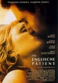 """Постер 2 из 16 из фильма """"Английский пациент"""" /The English Patient/ (1996)"""