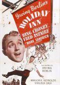 """Постер 2 из 7 из фильма """"Праздничная гостиница"""" /Holiday Inn/ (1942)"""