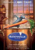 """Постер 4 из 4 из фильма """"Рататуй"""" /Ratatouille/ (2007)"""