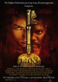 """Постер 1 из 1 из фильма """"1408"""" /1408/ (2007)"""