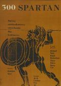 "Постер 2 из 4 из фильма ""300 спартанцев"" /The 300 Spartans/ (1962)"