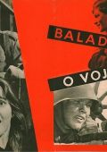 "Постер 2 из 11 из фильма ""Баллада о солдате"" (1959)"