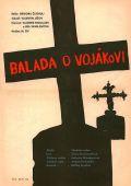 "Постер 6 из 11 из фильма ""Баллада о солдате"" (1959)"