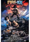 """Постер 1 из 1 из фильма """"Огонь и лед"""" /Fire and Ice/ (1983)"""