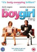 """Постер 1 из 1 из фильма """"Мальчик в девочке"""" /It's a Boy Girl Thing/ (2006)"""