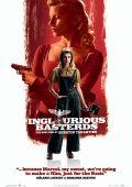 """Постер 11 из 16 из фильма """"Бесславные ублюдки"""" /Inglourious Basterds/ (2009)"""