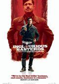 """Постер 13 из 16 из фильма """"Бесславные ублюдки"""" /Inglourious Basterds/ (2009)"""