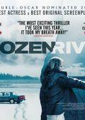 """Постер 2 из 2 из фильма """"Замерзшая река"""" /Frozen River/ (2008)"""