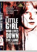 """Постер 2 из 2 из фильма """"Девочка из переулка"""" /The Little Girl Who Lives Down the Lane/ (1976)"""