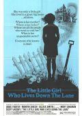 """Постер 1 из 2 из фильма """"Девочка из переулка"""" /The Little Girl Who Lives Down the Lane/ (1976)"""