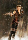 """Постер 11 из 19 из фильма """"Обитель зла 4: Жизнь после смерти"""" /Resident Evil: Afterlife/ (2010)"""