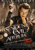 """Постер 13 из 19 из фильма """"Обитель зла 4: Жизнь после смерти"""" /Resident Evil: Afterlife/ (2010)"""
