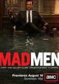 """Постер 2 из 16 из фильма """"Безумцы"""" /Mad Men/ (2007)"""