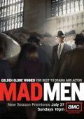 """Постер 4 из 16 из фильма """"Безумцы"""" /Mad Men/ (2007)"""