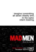 """Постер 11 из 16 из фильма """"Безумцы"""" /Mad Men/ (2007)"""