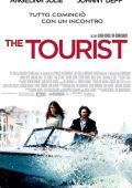"""Постер 6 из 6 из фильма """"Турист"""" /The Tourist/ (2010)"""