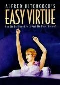 """Постер 1 из 1 из фильма """"Легкое поведение"""" /Easy Virtue/ (1928)"""