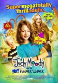 "Постер 1 из 1 из фильма ""Джуди Муди и нелентяйское лето"" /Judy Moody and the Not Bummer Summer/ (2011)"