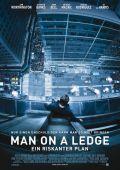 "Постер 21 из 21 из фильма ""На грани"" /Man on a Ledge/ (2012)"