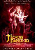 "Постер 1 из 1 из фильма ""Властелин танца 3D"" /Lord of the Dance in 3D/ (2011)"