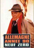 """Постер 1 из 1 из фильма """"Германия девять ноль"""" /Allemagne 90 neuf zero/ (1991)"""