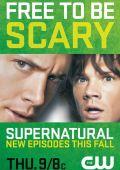 """Постер 6 из 44 из фильма """"Сверхъестественное"""" /Supernatural/ (2005)"""