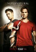 """Постер 27 из 44 из фильма """"Сверхъестественное"""" /Supernatural/ (2005)"""