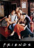 """Постер 2 из 8 из фильма """"Друзья"""" /Friends/ (1994)"""