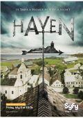 """Постер 2 из 2 из фильма """"Тайны Хейвена"""" /Haven/ (2010)"""