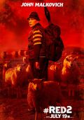 """Постер 5 из 28 из фильма """"РЭД 2"""" /RED 2/ (2013)"""