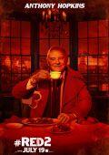 """Постер 10 из 28 из фильма """"РЭД 2"""" /RED 2/ (2013)"""