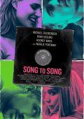 """Постер 1 из 12 из фильма """"Песня за песней"""" /Song to Song/ (2017)"""
