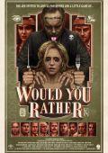 """Постер 7 из 7 из фильма """"Что бы вы сделали…"""" /Would You Rather/ (2012)"""