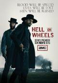 "Постер 2 из 14 из фильма ""Ад на колёсах"" /Hell on Wheels/ (2011)"